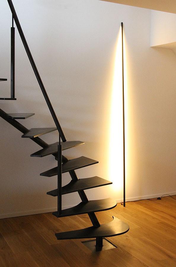 Lichtstab Leuchte Treppe